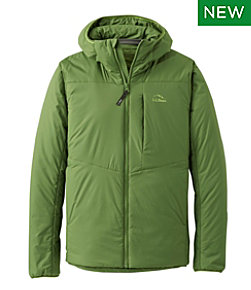 Men's Stretch Primaloft Packaway Hooded Jacket Regular